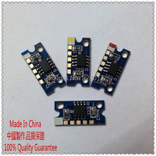 Compatible Oki C110 C130 MC160 Toner Chip,For Oki Data 44250724 44250723 44250722 44250721 Toner Reset Chip,For Oki Toner Refill