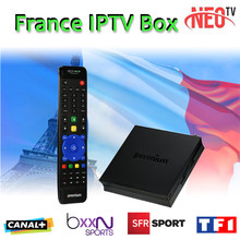 Buy French IPTV Arabic IPTV ipremium i7 Android TV Box Smart Android TV Box + Neotv IPTV 1000+ channels VOD Set top Box VOD for $117.60 in AliExpress store