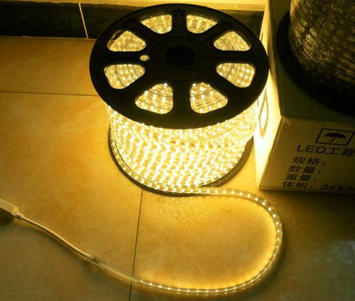 Best Copper Wire 5050 LED Strip 110V LED Strip 220V IP65 Waterproof LED Flexible Strip SMD 60leds/M 100 meter/Pack DHL Free Ship(China (Mainland))