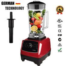 EUA/UE Qualidade G5200 3HP BPA LIVRE 2200W Heavy Duty Commercial blender Juicer Smoothie de Gelo Profissional Misturador Processador(China)