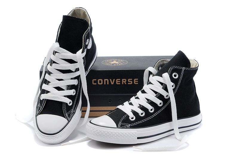 Converse Chuck Taylor All Star Men And Women Unisex Fashion Sneakers, High Style Flat Classic Canvas Shoes,Size 36-43(China (Mainland))