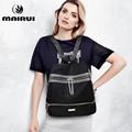 2016 New Women Backpack Waterproof Nylon Ladies Luxury Brand Designer Backpacks Girls Female Casual Travel Bags