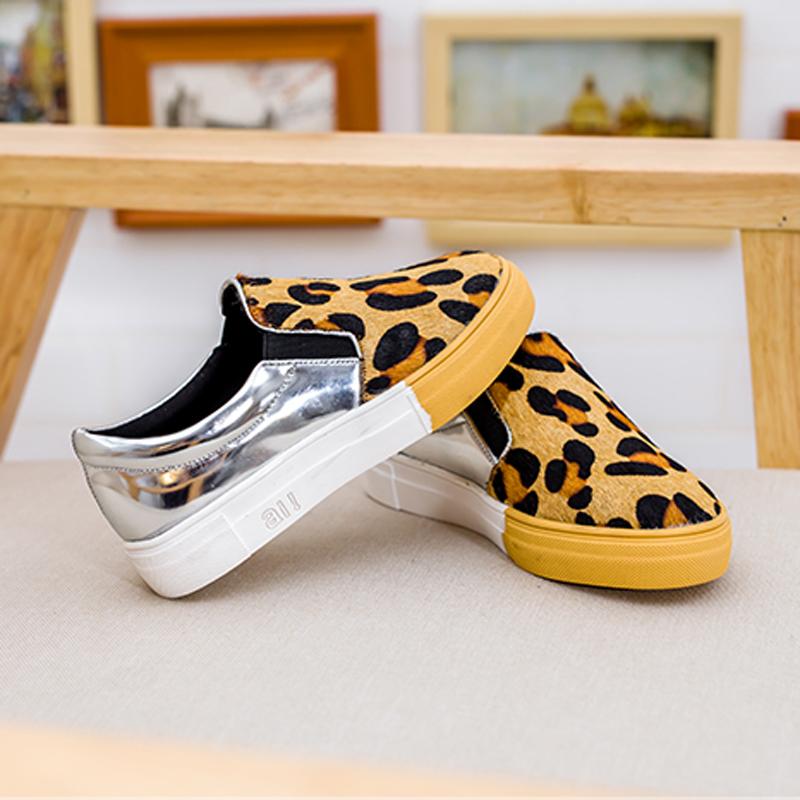 Aliexpress.com Comprar 2016 kid zapatos moda chica de piel de leopardo mocasines para kid casual alpargatas pisos niños primavera verano zapato,