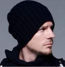 2015 New Winter Beanies Solid Color Hat Unisex Plain Warm Soft Beanie Skull Knit Cap Hats Knitted Touca Gorro Caps For Men Women