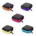 Mini Data Cable Headset Protect Storage Case Cover Portable Pouch Earphone Zipper Cable Hard Disk Drive