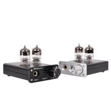 Buy HiFi level 6J9 Tube Headphone Amplifier DAC Sound clear bright Use PCM2704 phone OTG USB Audio decoding Tube Preamplifier for $29.59 in AliExpress store