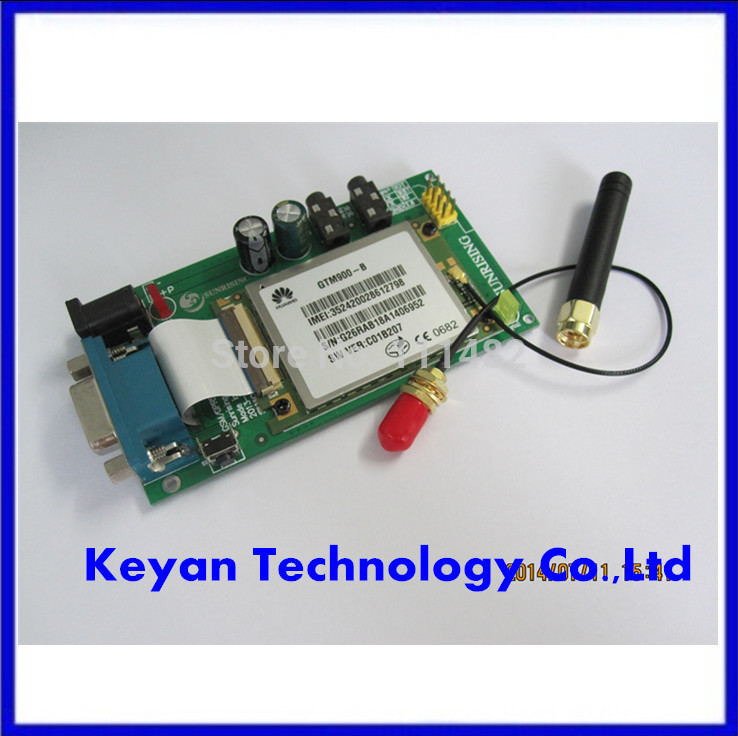 GTM900B gsm gprs development board gps module gsm module(China (Mainland))