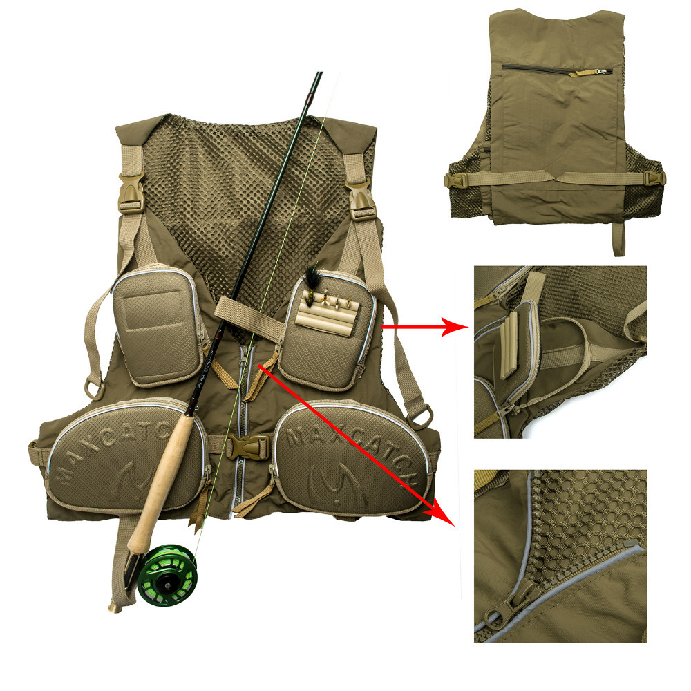 Fly fishing vest reviews online shopping fly fishing for Fly fishing vest
