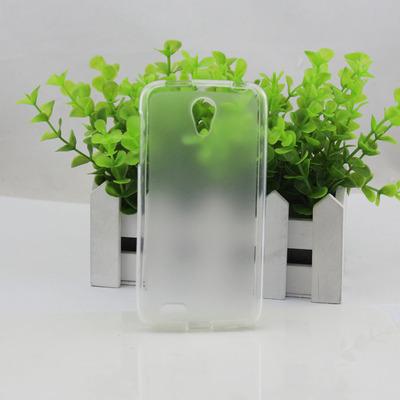Гаджет  Super Thin Silcone Soft Case For Lenovo S820 Matte Skin Cover no TRACK None Телефоны и Телекоммуникации