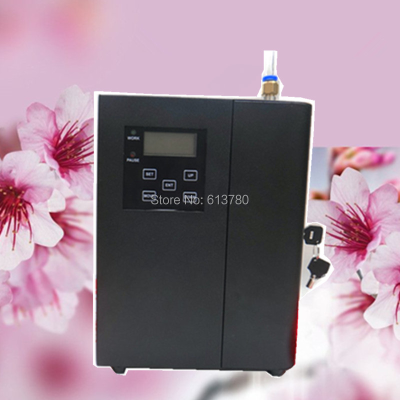 free shipping to singapore refillable 300 cbm Essential Oil fragrance machine Aroma System low noise hotel lobby KTV SPA(China (Mainland))