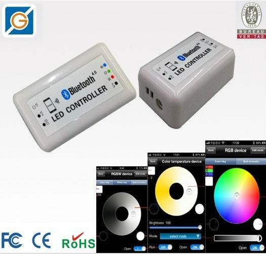 Bluetooth RGB Led Strip Light Controller