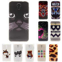 Fundas cartoon Soft TPU capa ZTE blade V7 5.2INCH cover Case BLADE colorful printing plastic coque - Boy-Technology Co., Ltd store