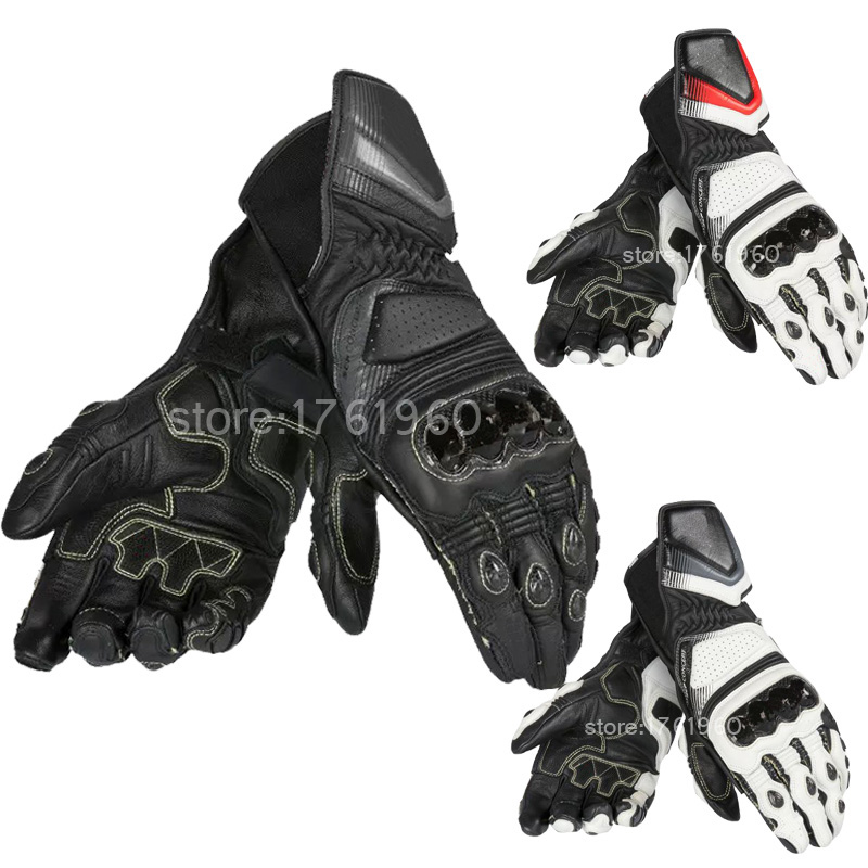 2015 New Arrival GUA. PRO METAL RS Motorcycle Gloves Off Road Motorbike Racing Leather Men Gloves<br><br>Aliexpress