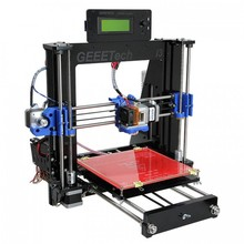 Unassembled WER Acrylic I3 Pro 3D Printer DIY Kit Print With Free Materials