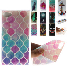 Buy Fashion painted patternsTPU Case sFor Sony Xperia Z5 Compact / Z5 Mini Silicon Gel Back Cover Sony Xperia Z5 Comapct Funda Coque for $2.76 in AliExpress store