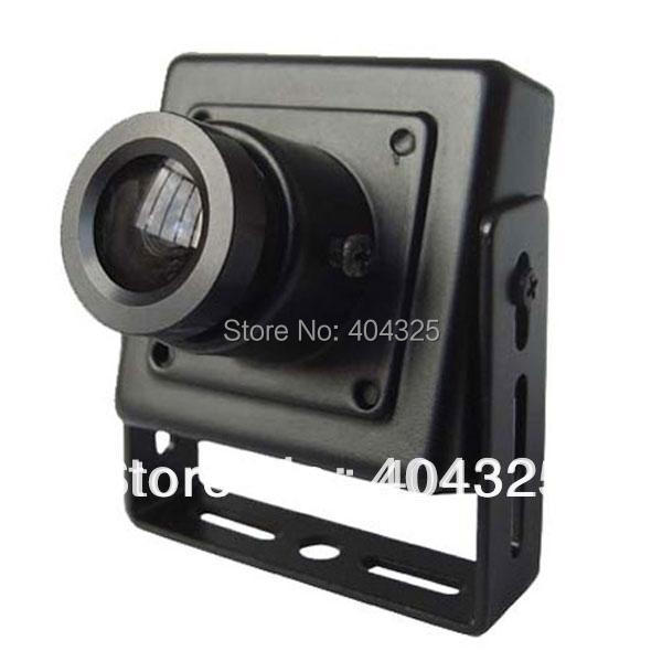 "Mini 1/4"" 480TVL CMOS CCTV 6mm Board Lense Security Video Color Camera c126(China (Mainland))"