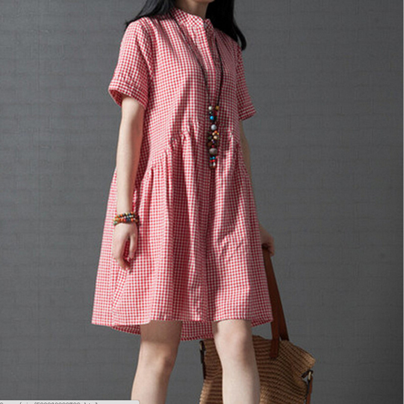 Maternity Clothes Cotton Maternity Dresses Pregnant Dress Women pregnancy clothes Woman maternity Summer Dress For Breastfeeding(China (Mainland))