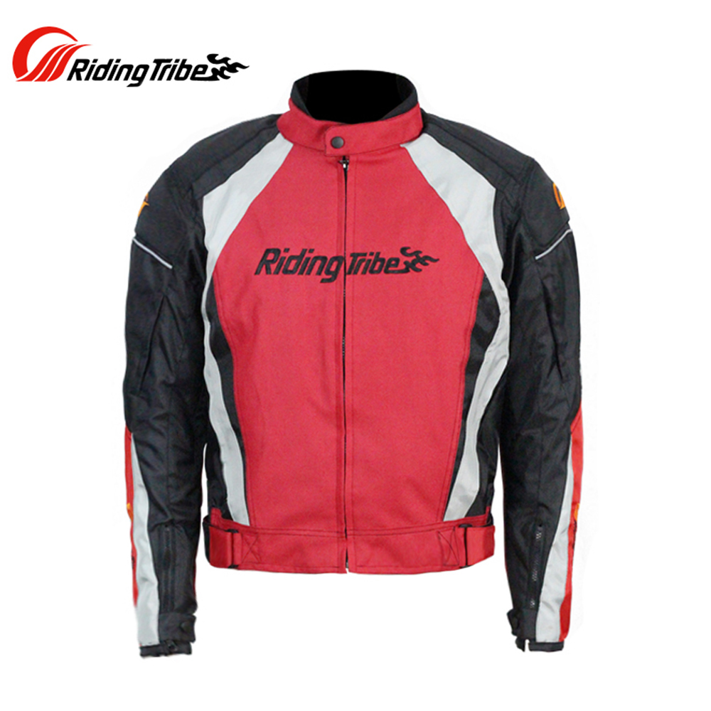 Riding Tribe Men Windproof Motorcycle Racing Hump Jackets Motocross Off-Road Jaqueta Clothes 5 Protective Gear - Top-touch Technology Co.,Ltd store