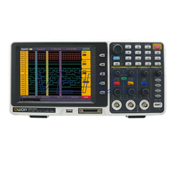 Free Shipping OWON MSO8202T 8  MSO digital storage oscilloscope with 200MHz<br><br>Aliexpress