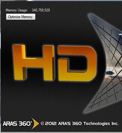 100% Working Full Function Software ARAS 360 HD 2.2 English language(China (Mainland))