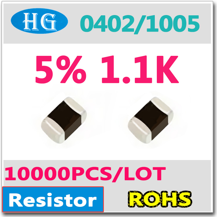 Smd resistor 0402 22 euro 22r power 1/16w smd 1005100 only $1 5