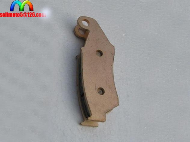 Kawasaki KX 125 K1/K2/K3/K4/K5 L1/L2/L3/L4 M1/M2/M3 M6F/M7F/M8F Front brake pads Front brake shoe Rear brake shoe(China (Mainland))