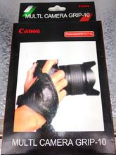 New Leather Hand Grip Strap for Canon for EOS DSLR Camera 60D 50D 7D 600D 550D 1100D Hot Sale