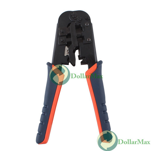 [High Quality] RJ45 RJ11 RJ12 Wire Lan Network Cable Crimper Crimp PC Network Tool 8P 6P 4P #6 wholesale(China (Mainland))