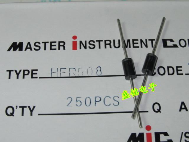 Фото Электронные компоненты Her508 5 1000