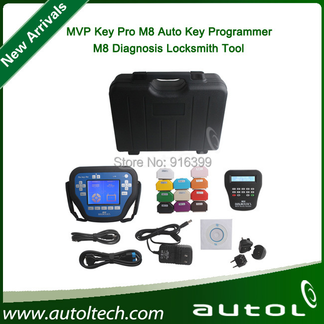 The Key Pro M8 Best Auto Key Programmer offers the same coverage /functionality as the world leading AD100Pro(China (Mainland))