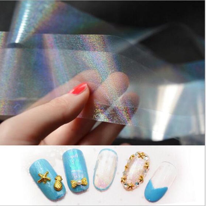 8Pcs/set New Pro Fation Nail Art Sticker Nail Foil Sticker Transfer Foils Decal Nail Art metal Foil Nails Sticker Foils Designs(China (Mainland))