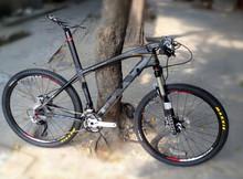 Buy carbon frame carbon fiber mountain bikes 21/24/2730 speed Jack 26 inch 26 mountain bicycle men women mountain bike for $888.60 in AliExpress store