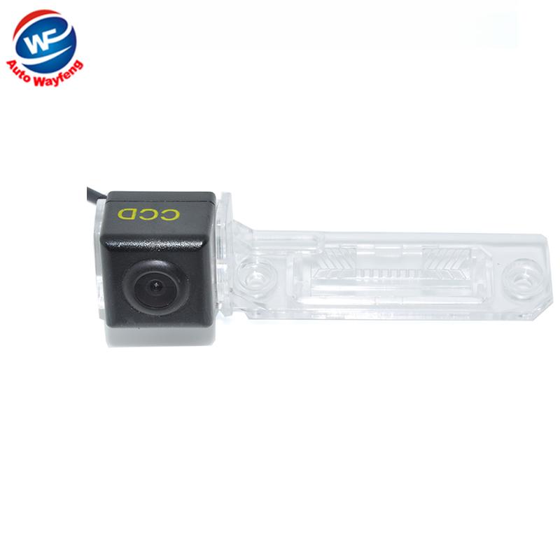 HD CCD Reverse rear view Camera for VW Touran Passat Jetta Caddy Golf Plus Multivan T5 Transporter Skoda Superb free shipping(China (Mainland))