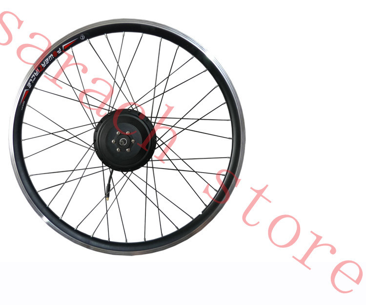 26'' 250W 36V electric bicycle front motor ,electric wheel hub motor , electric motor for bicycle(China (Mainland))