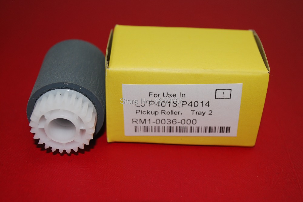 for hp printer parts Pick up roller for HP5200 tray 2 RM1-0036-000(China (Mainland))
