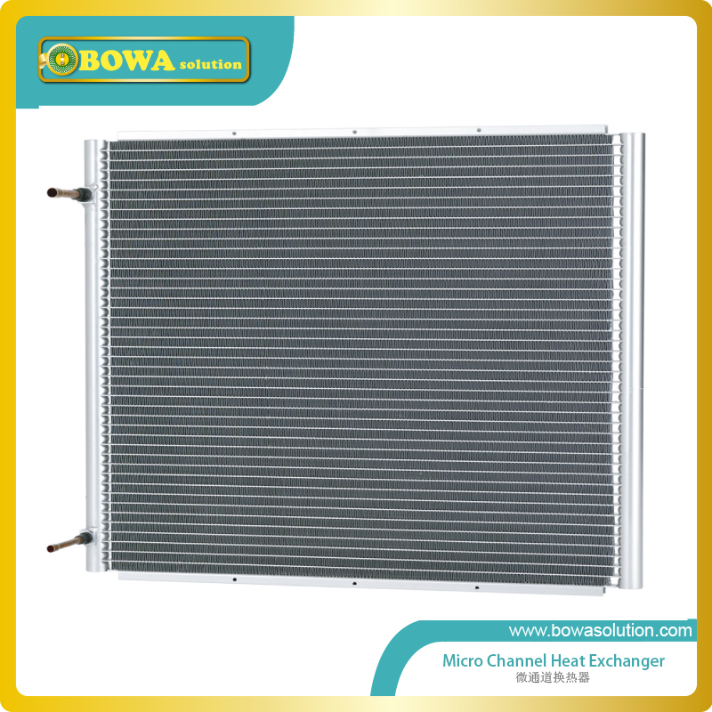 11KW condenser without fan for heat pump water heater(China (Mainland))