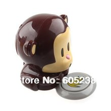 Free Shipping 10Pieces Monkey Blow Nails Fingernail Dryer Nail Salons Stoving Implement(China (Mainland))