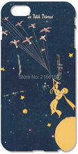 The Little Prince phone Cover For iphone 4S 5 5S SE 5C 6 6S Plus For iPod Touch 4 5 6 Back Skin Plastic Hard Cell Mobile Case