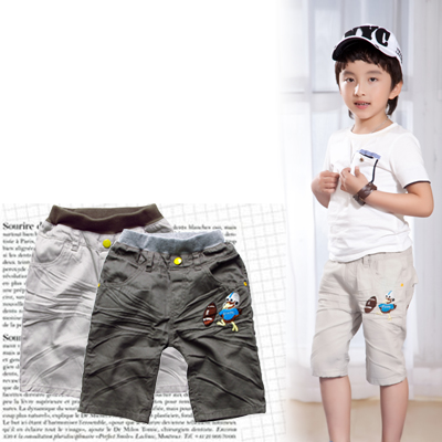 childrens summer clothing child clothes childrens clothing male child capris child cotton shorts sports pants 7607<br><br>Aliexpress
