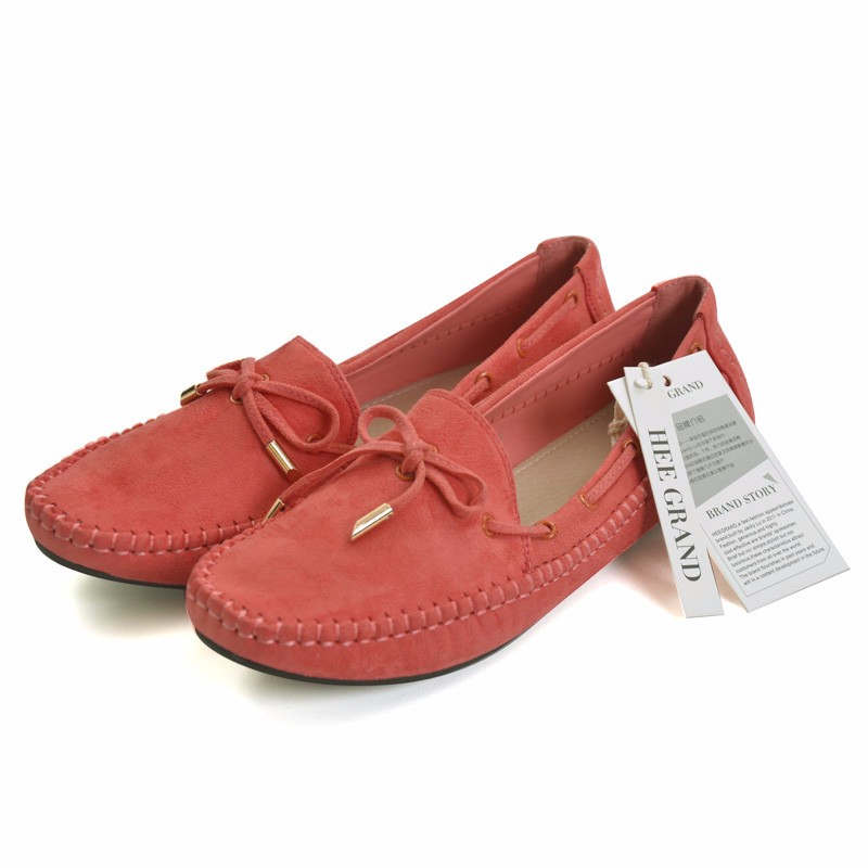 Casual Bowtie Loafers Sweet Candy Colors Women Flats Solid Summer Style Shoes Woman 4 Colors Plus Size 35-41