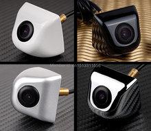 Ccd HD универсальный автомобиль вида парковочная камера заднего вида цвет ночного видения водонепроницаемый вид спереди ( черный )