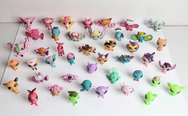 Игрушечные фигурки из Китая