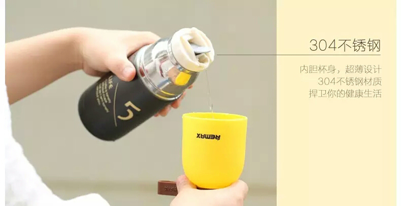 105k - Bình giữ nhiệt chính hãng Remax RCUP-02 giá sỉ và lẻ rẻ nhất