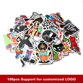1000pcs lot Funny Car Stickers on Motorcycle Suitcase Home Decor Phone Laptop Covers DIY Vinyl Decal