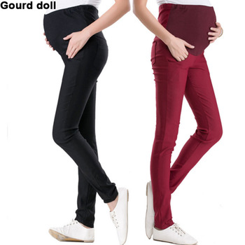 Plus Sizes Maternity Pants for Pregnant Women Maternity leggings for 2016 Overalls Pregnancy Pants Maternity Clothing
