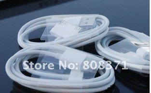 data sync USB cable/data cable/charger cable iphone 4/iphone 4S//ipod touch/ipad 1 - ShenZhen HongTai Electronics CO.,LTD store