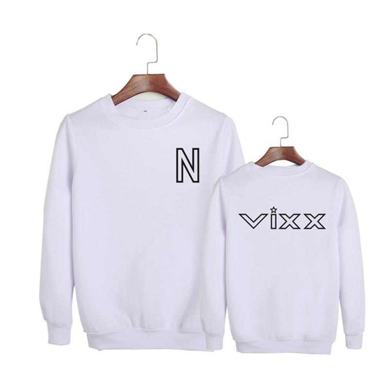 N VIXX White