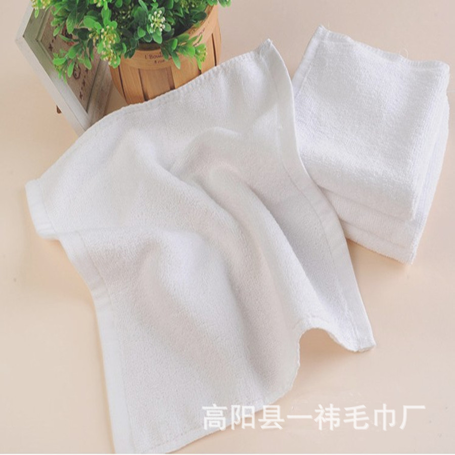 soft beach baby bath hand towel microfier 25x25cm Baby drool towel Soft water children small towel