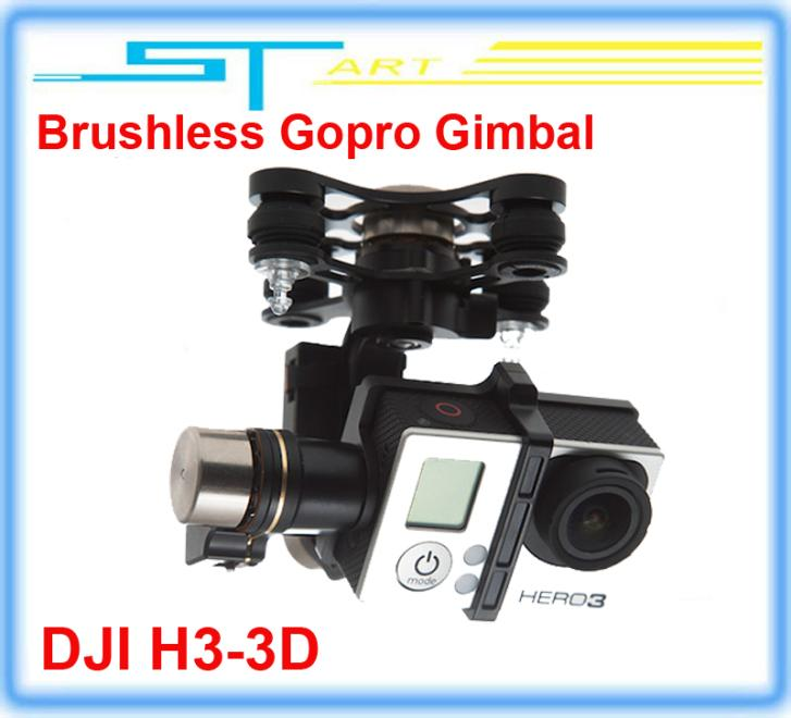 Здесь продается  2014 New FPV DJI Zenmuse H3-3D Phantom HD Camera 3-Axis Brushless Gopro Gimbal support ilook gogro3 DJI Phantom 2 vision  Игрушки и Хобби