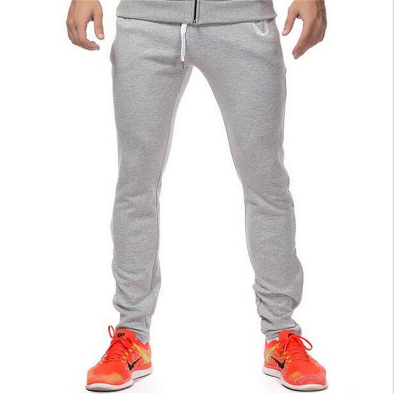 Men GASP&GOLDS Sports Gym Pants Casual Elastic cotton Mens Fitness Workout skinny,Sweatpants Trousers Jogger Outdoor - Explosive menswear store
